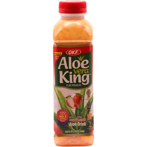 Aloe Vera King Strawberry