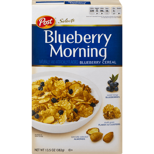 Great Grains Cereal, Blueberry Morning