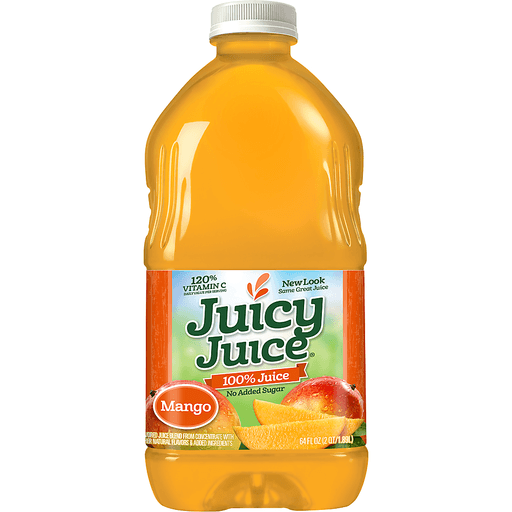 Juicy Juice 100% Juice, Mango