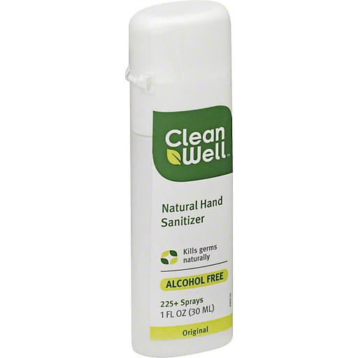 Cleanwell Hand Sanitizer Spray