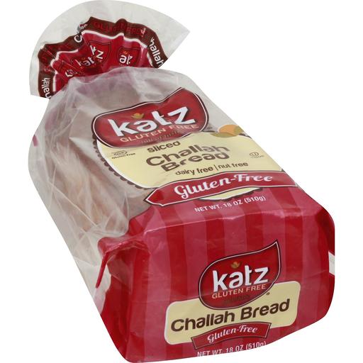 Katz Challah Bread, Gluten Free, Sliced | Shop | Remke Markets
