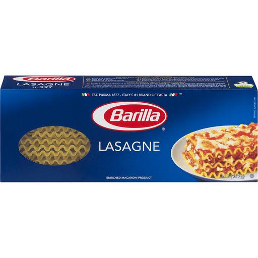 Barilla Lasagne