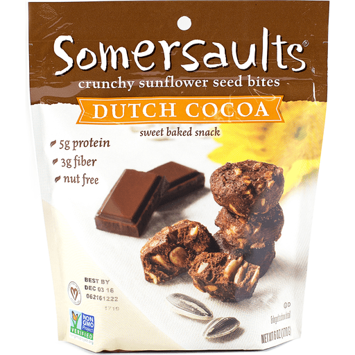 Somersaults Somersaults, Dutch Cocoa