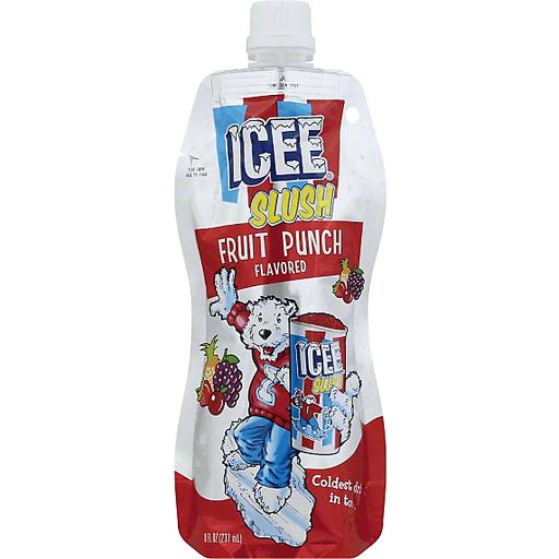 Icee Slush Fruit Punch