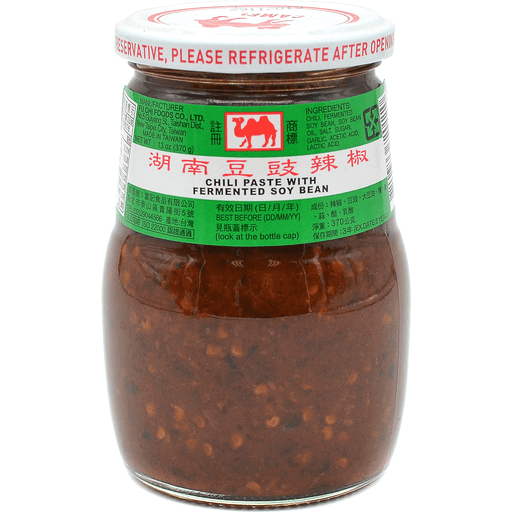 Camel Chili Paste W/Fermented Soy Bean