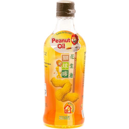 Lion&Globe Peanut Oil