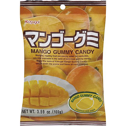 Kasugai Gummy Mango