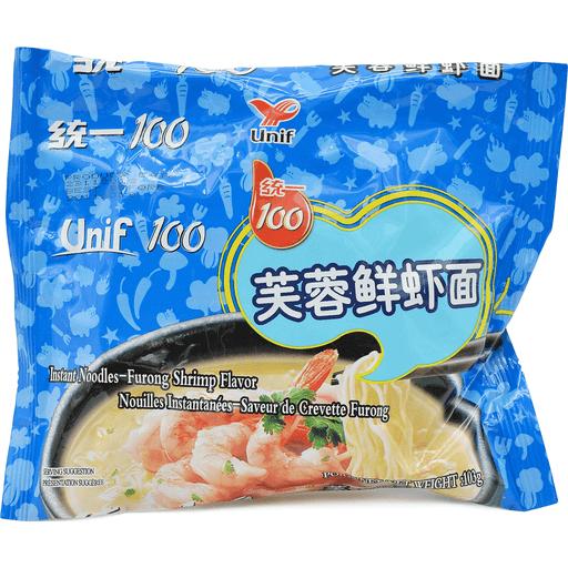 Unif Instant Noodles-Furong Shrimp