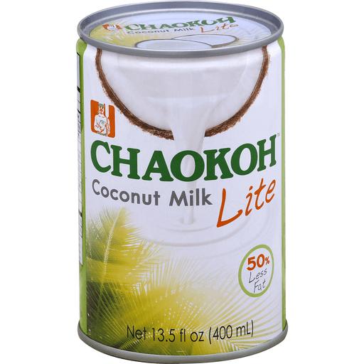 Chaokoh Lite Coconut Milk