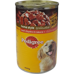 Beef Chunks In Sauce Homestyle Pedigree 400g