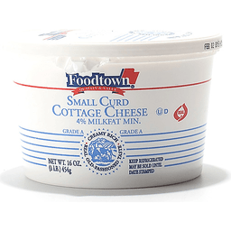 cottage cheese dagostino at 54th street
