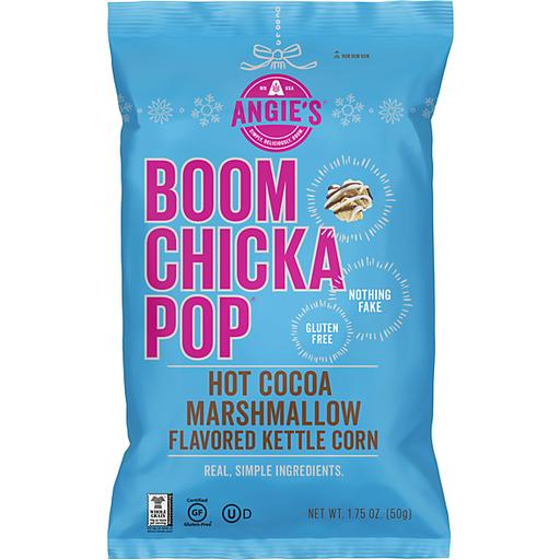 Angies Marshmallow Hot Cocoa Kettle Corn