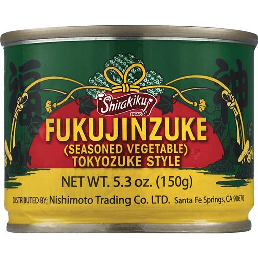 Shirakiku Fukujinzuke - Tokyo