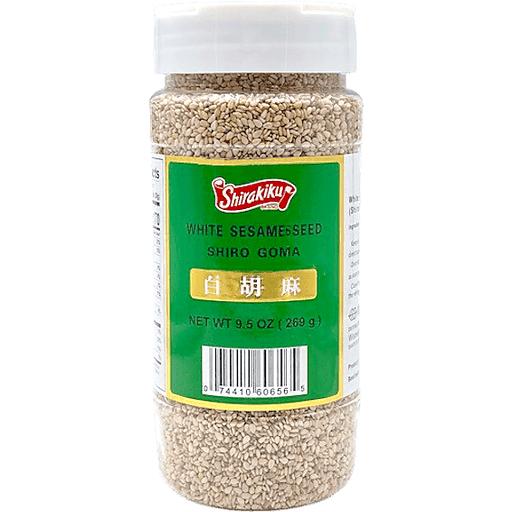 Shirakiku White Sesame Seeds
