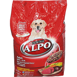 Alpo Pet Food Adult Beef Liver & Vegetables 3kg