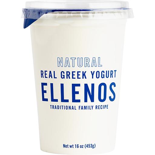 Ellenos Natural Yogurt