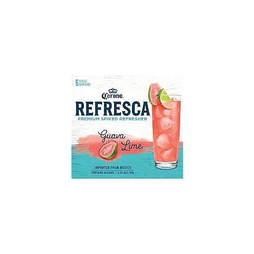 Corona Spiked Refresher Nutrition Facts Corona Just Released Spiked Refreshers In California 2020 02 21