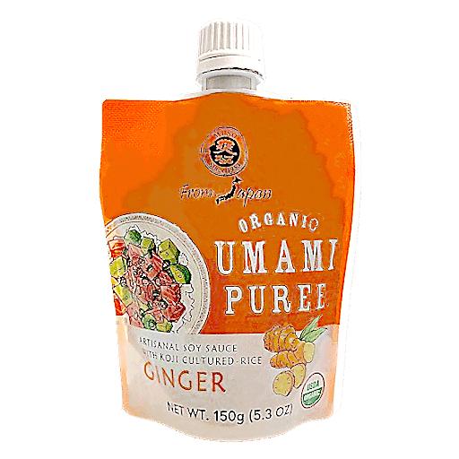 Muso Organic Umami Puree W/Ginger