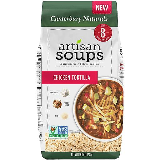 Canterbury Nat Artisan Chicken Tortilla Soup