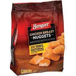 Banquet White Meat Chicken Nuggets