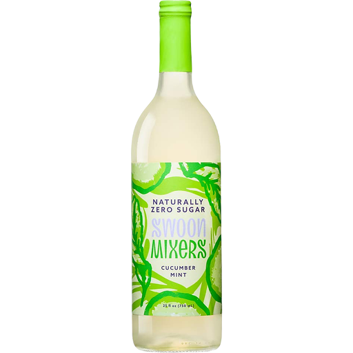 Swoon Cucumber Mint Cocktail Mixer