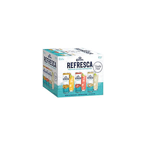 Corona Refresca Variety Pack 12cnt Cans 12pk Martin S Super Markets