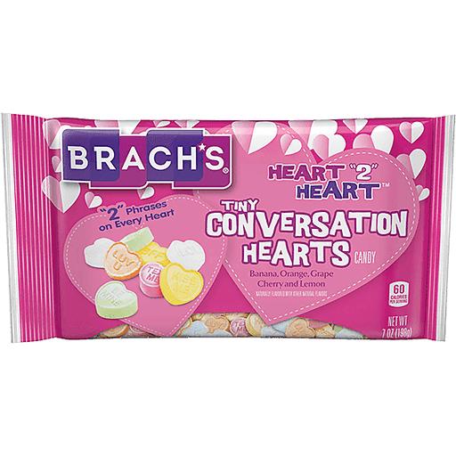 Brachs Heart 2 Heart Tiny Converstn Hearts