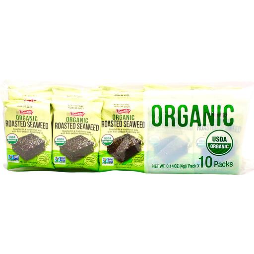Shirakiku Organic Iwanori Korean - 10 Pk