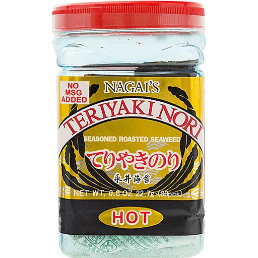 Nagai Seaweed-Teriyaki Nori  Hot