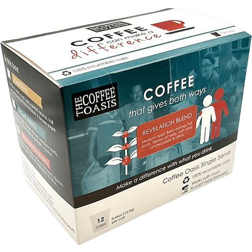 Coffee Oasis Revelation K-Cups