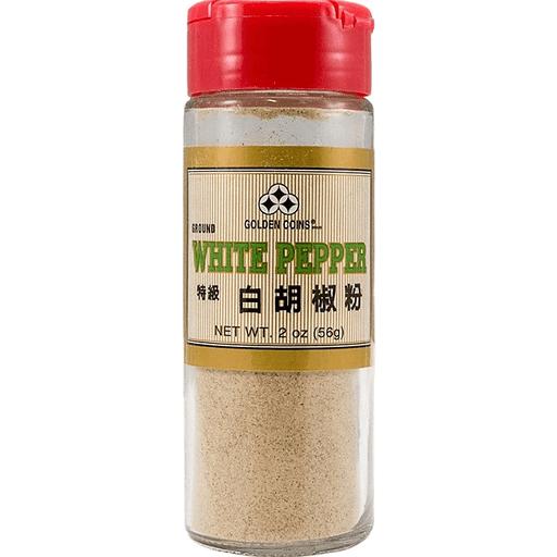 Golden Coin Ground White Pepper