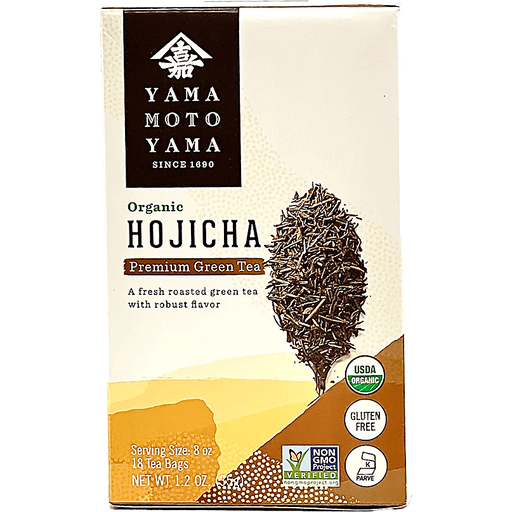 Yamamotoyama Organic Hojicha Tea Bags