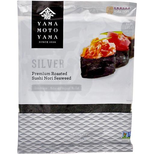 Yamamotoyama Seaweed Sushinori - Silver