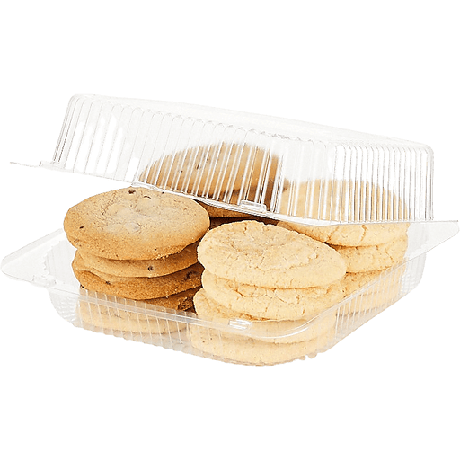 Central Market Chocolate Chip & Snickerdoodle Cookies