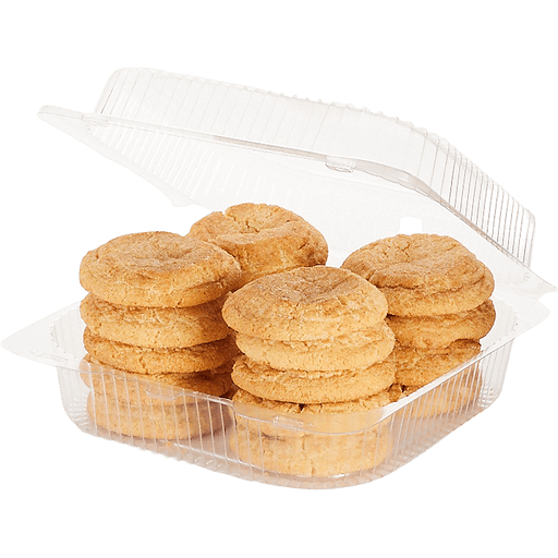 Central Markets Snickerdoodle Cookies