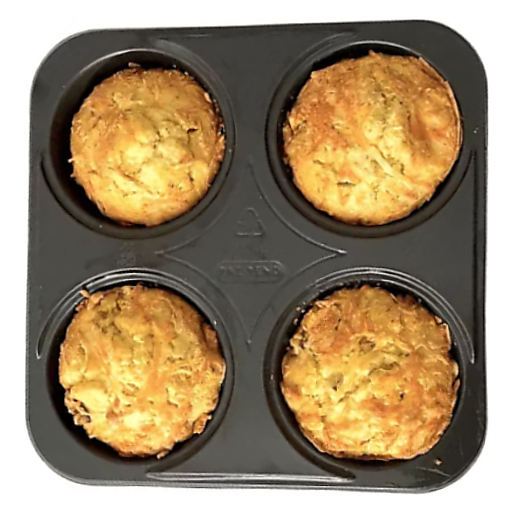 Our  Own Hatch Chile Corn Muffins-4 Pack