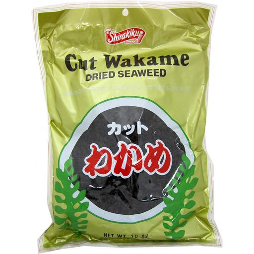 Shirakiku Cut Wakame