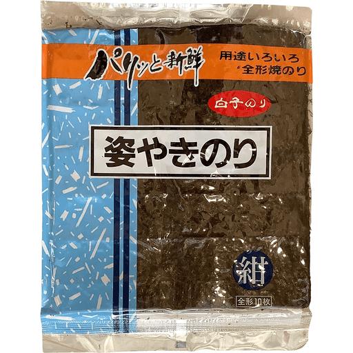 Shirako Roast Sugatayaki Nori Kon
