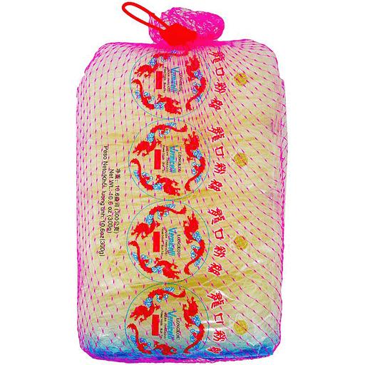 Lungkow Saifun Bean Threads In Pink Net