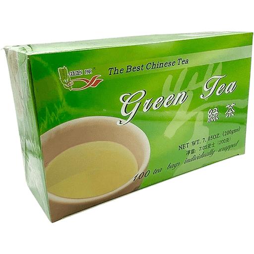 Golden Pak Green Tea - 100 Bags