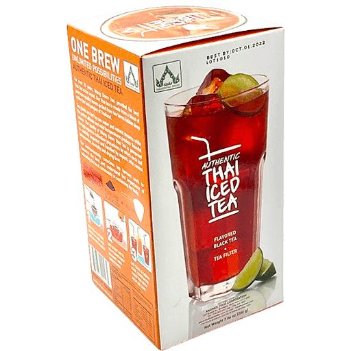 Wangderm Loose Thai Tea With Filter