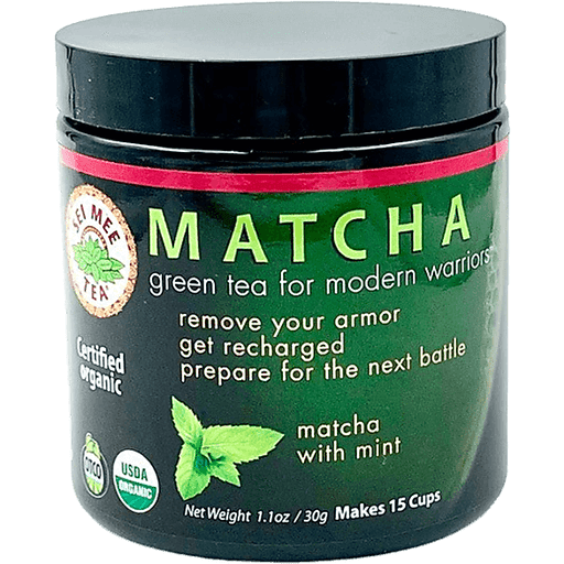 Sei Mee Tea Organic Matcha Mint