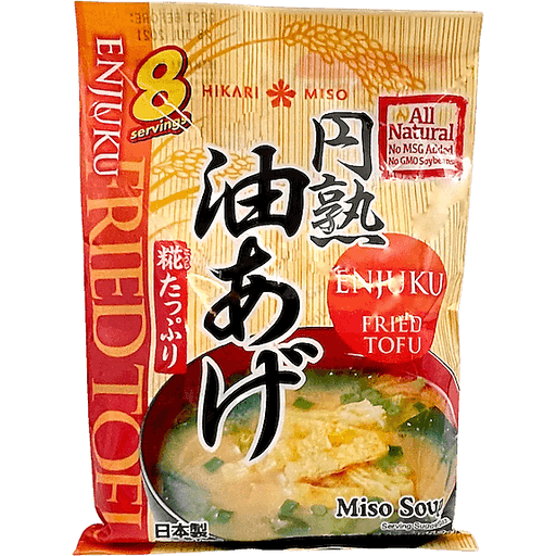 Hikari Miso Enjuku Age Miso Soup