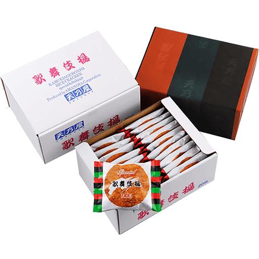 Amanoya Gift Special Kabukiage