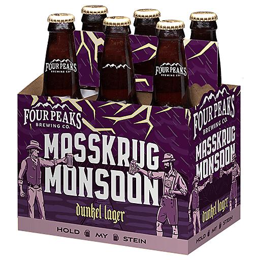 Four Peaks New Beer