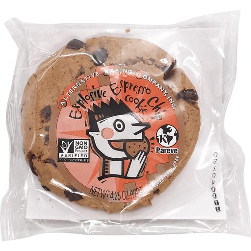 Alternative Espresso Chocolate Chip Cookie