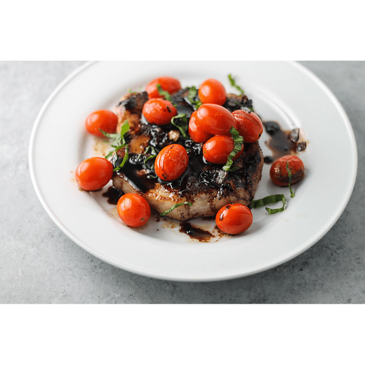 Pork & Tomato Skillet Sauté