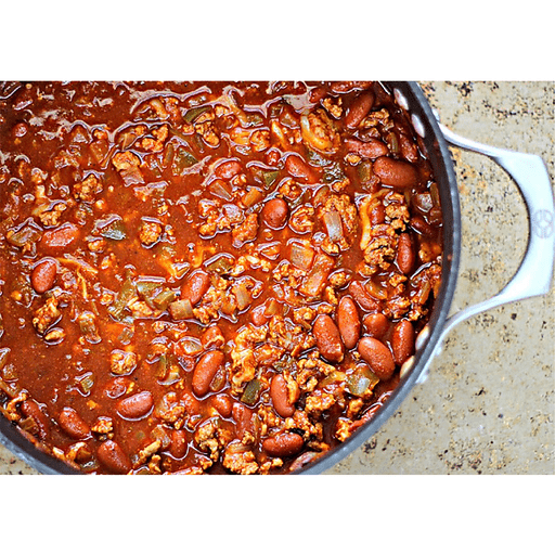 8 Ingredient Chili