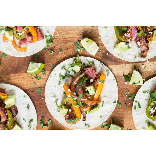 Baked Steak Fajitas