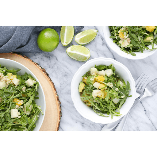 Barley, Pineapple and Jicama Salad with Avocado